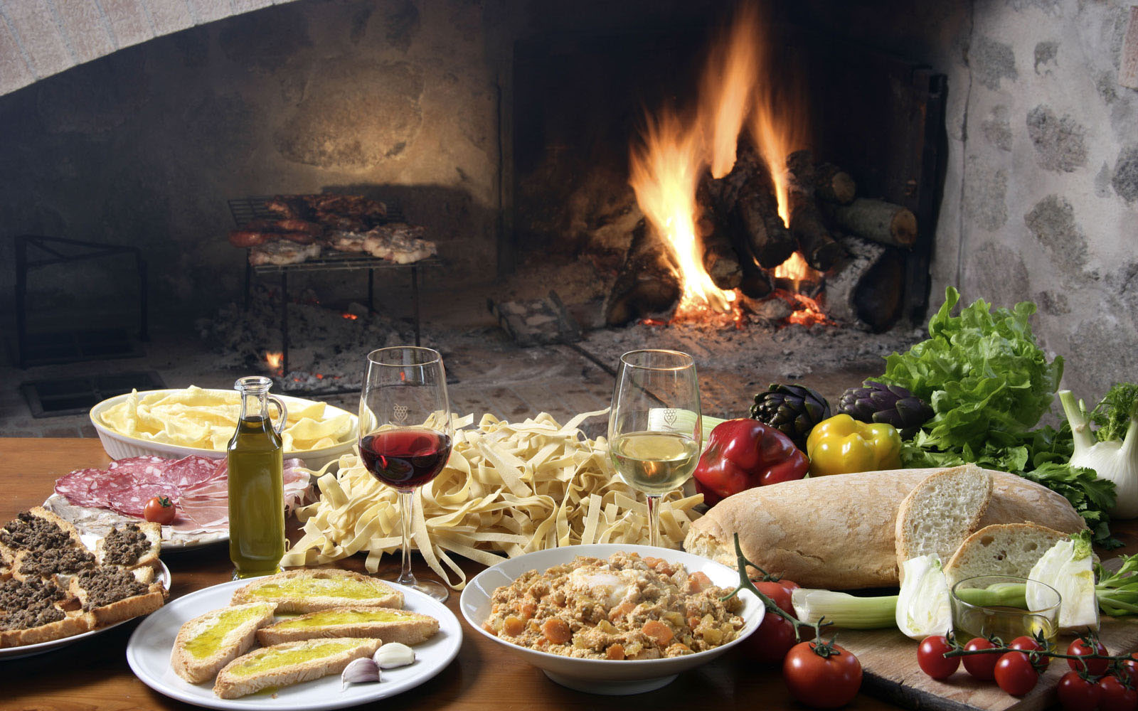 Wine and food experiences