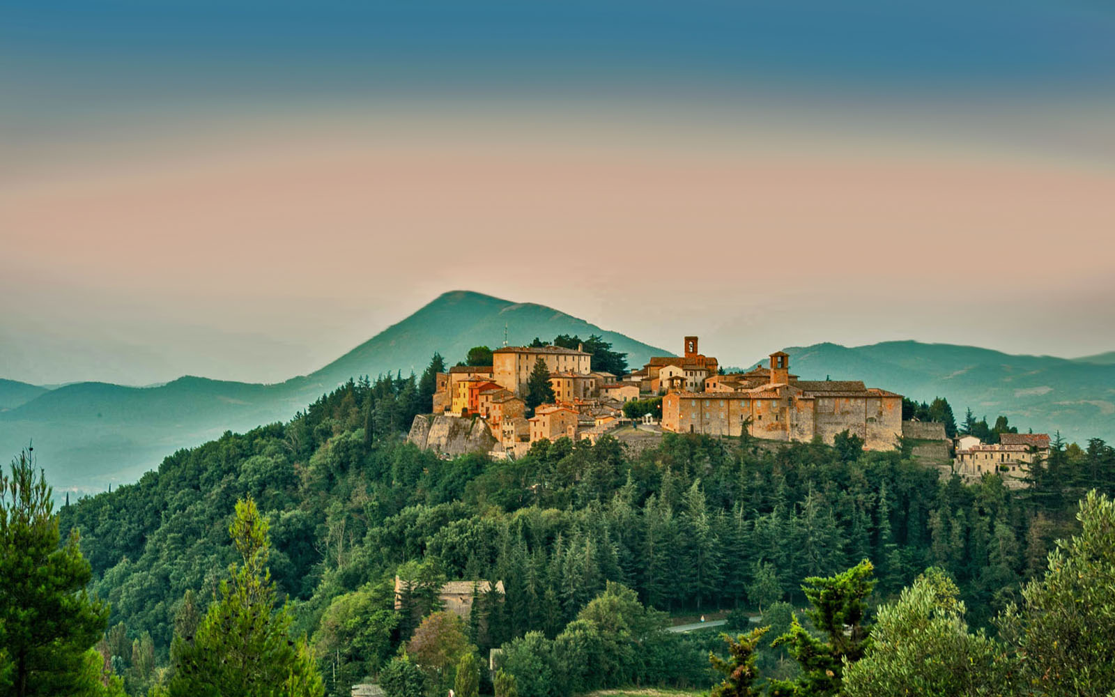 Places to visit - Umbria